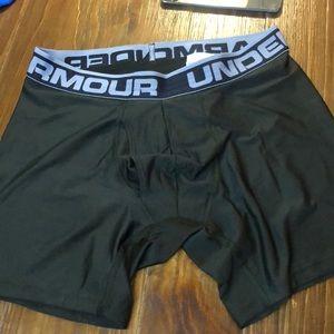 Under armour boxer brief